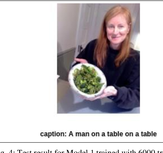 Figure 4 for Using Deep Object Features for Image Descriptions