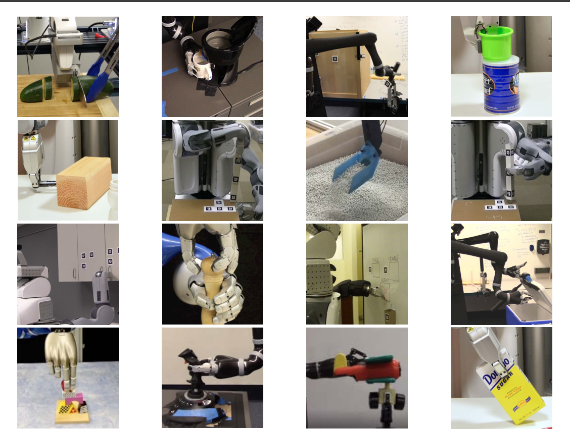 Figure 2 for A Review of Robot Learning for Manipulation: Challenges, Representations, and Algorithms