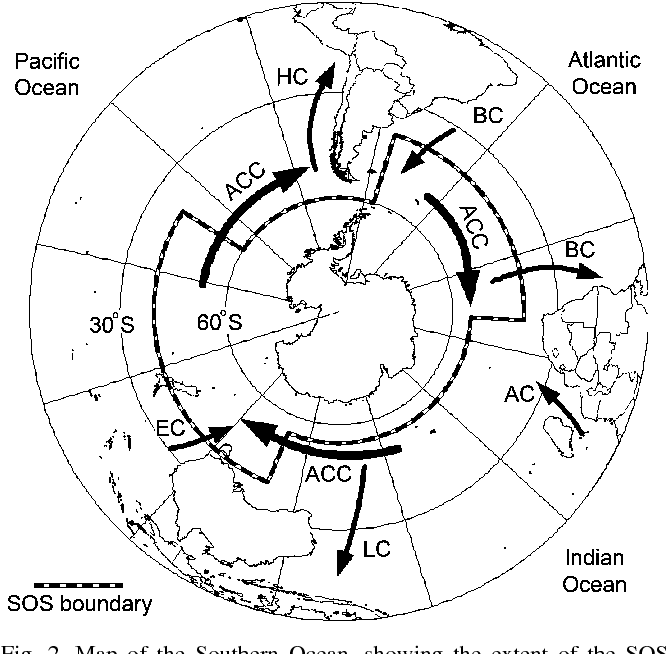 Review Of The Southern Ocean Sanctuary Marine Protected Areas In