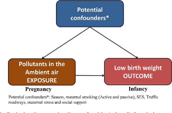 Air Pollutants During Pregnancy Can >> Figure 2 From Ambient And Indoor Air Pollution In Pregnancy And The