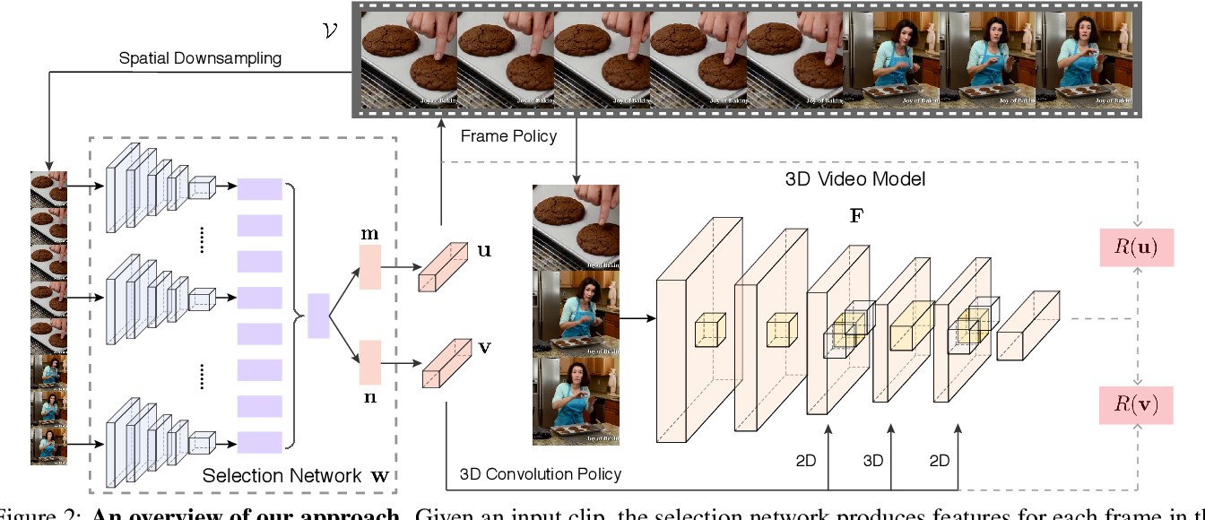 Figure 3 for 2D or not 2D? Adaptive 3D Convolution Selection for Efficient Video Recognition