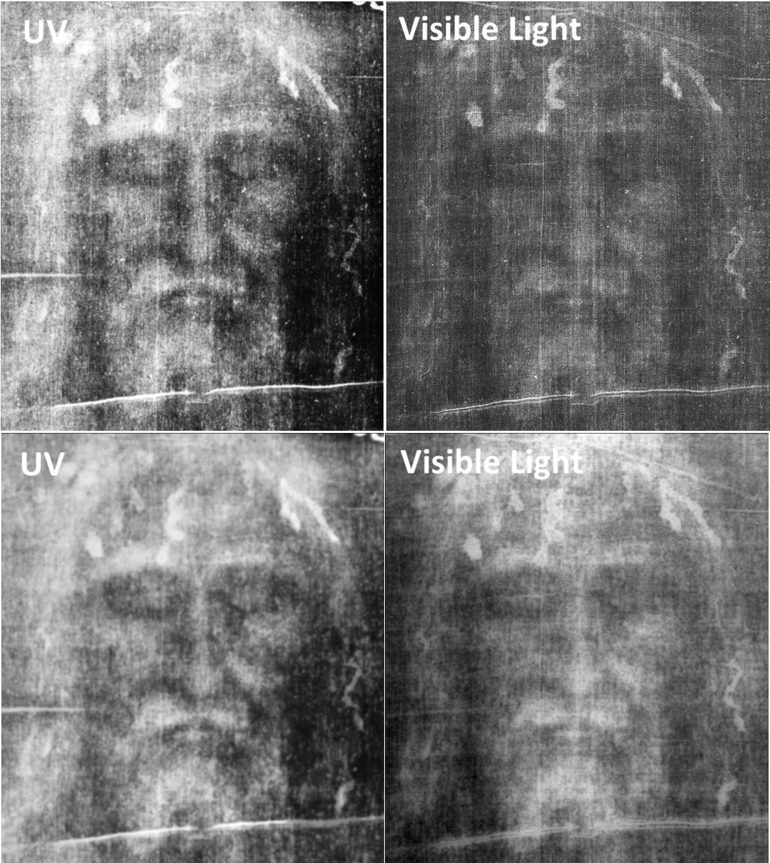 PDF] A Comparison between the Face of the Veil of Manoppello and the