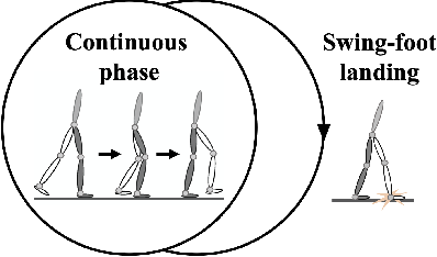 Figure 2 for Global-Position Tracking Control of 3-D Bipedal Walking via Virtual Constraint Design and Multiple Lyapunov Analysis