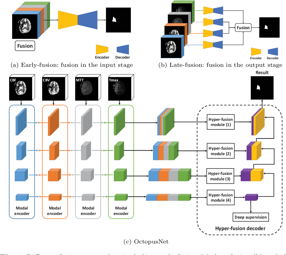 Figure 1 for OctopusNet: A Deep Learning Segmentation Network for Multi-modal Medical Images