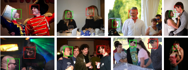 Figure 4 for Boosting Image-based Mutual Gaze Detection using Pseudo 3D Gaze
