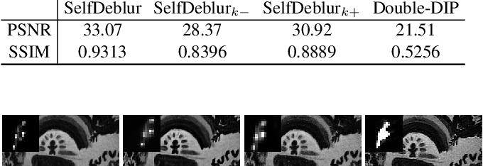 Figure 3 for Neural Blind Deconvolution Using Deep Priors