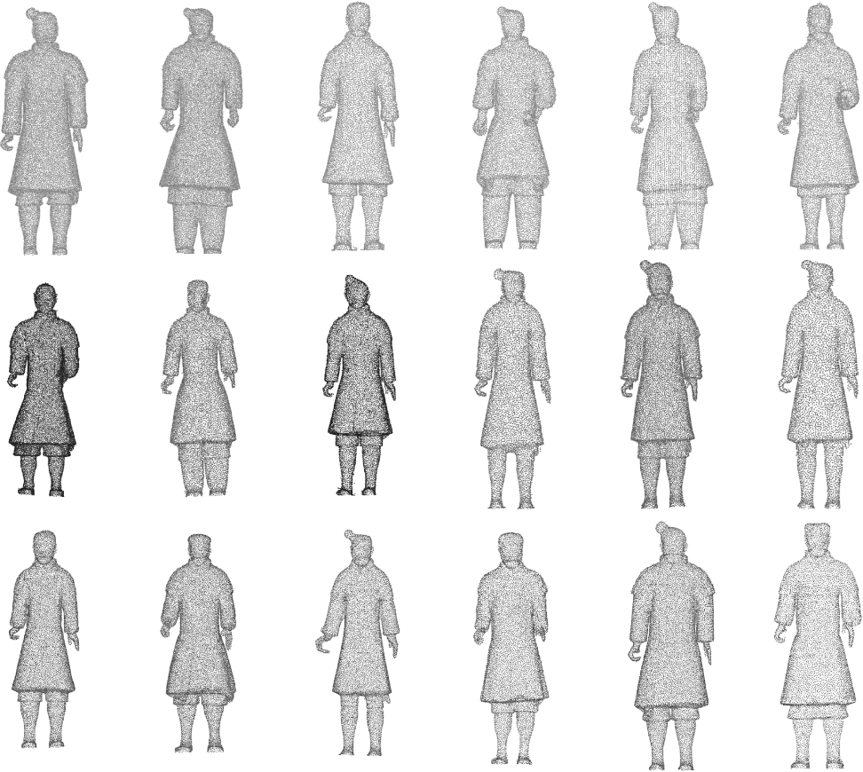 Figure 1 for Unsupervised Segmentation for Terracotta Warrior with Seed-Region-Growing CNN(SRG-Net)