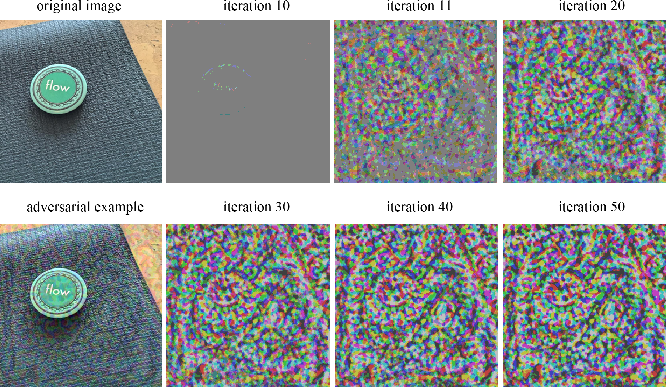 Figure 1 for Improving the Transferability of Adversarial Examples with New Iteration Framework and Input Dropout