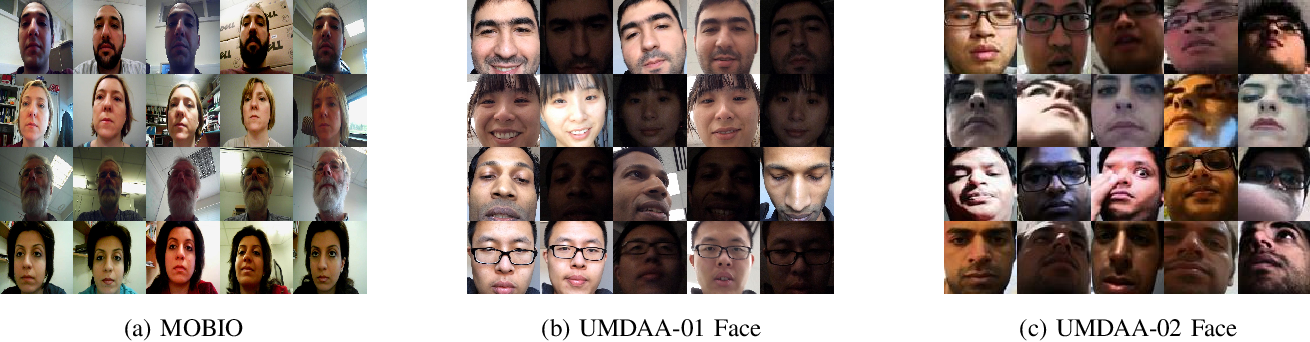 Figure 4 for Active Authentication using an Autoencoder regularized CNN-based One-Class Classifier