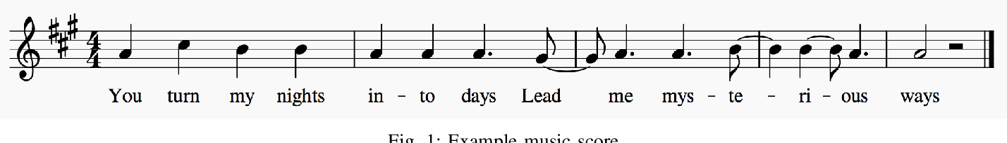 Figure 1 for Automatic Neural Lyrics and Melody Composition