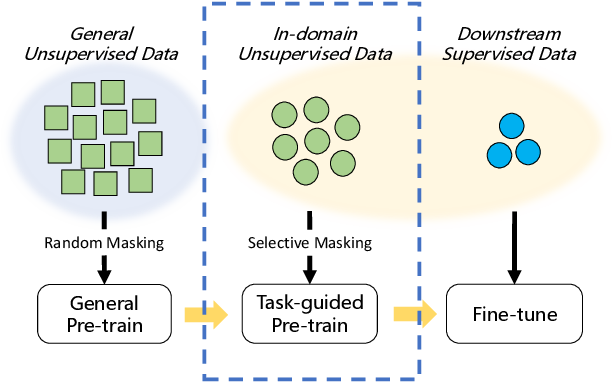 Figure 1 for Train No Evil: Selective Masking for Task-guided Pre-training