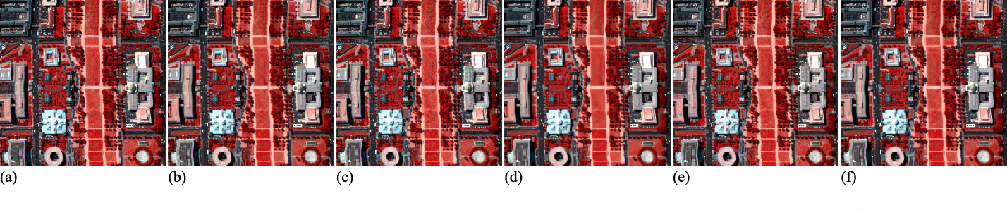 Figure 2 for Hyperspectral Image Denoising Employing a Spatial-Spectral Deep Residual Convolutional Neural Network