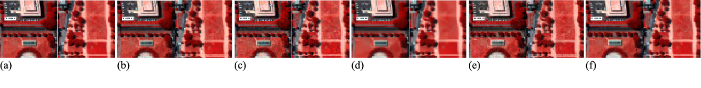 Figure 3 for Hyperspectral Image Denoising Employing a Spatial-Spectral Deep Residual Convolutional Neural Network