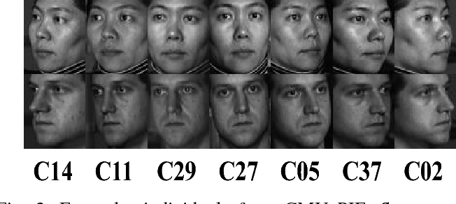 Figure 4 for Multi-view Common Component Discriminant Analysis for Cross-view Classification