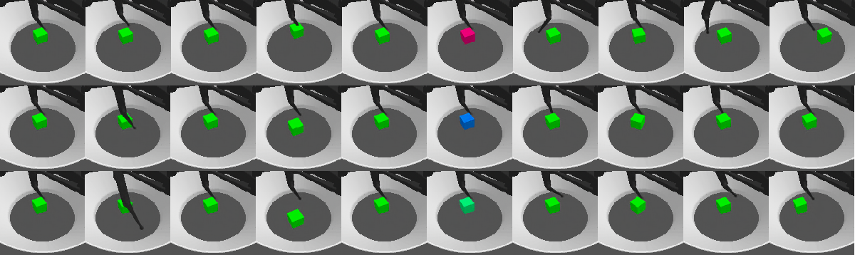 Figure 3 for On the Transfer of Disentangled Representations in Realistic Settings