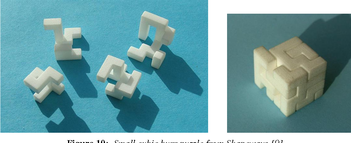 PDF] Prototyping Dissection Puzzles with Layered Manufacturing