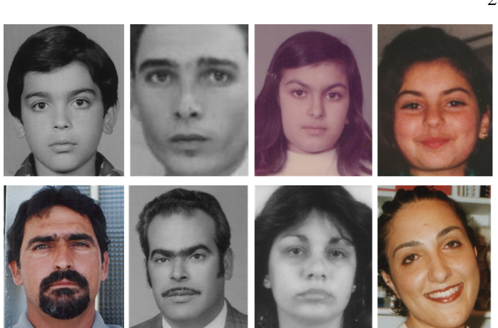 Figure 3 for Are you eligible? Predicting adulthood from face images via class specific mean autoencoder