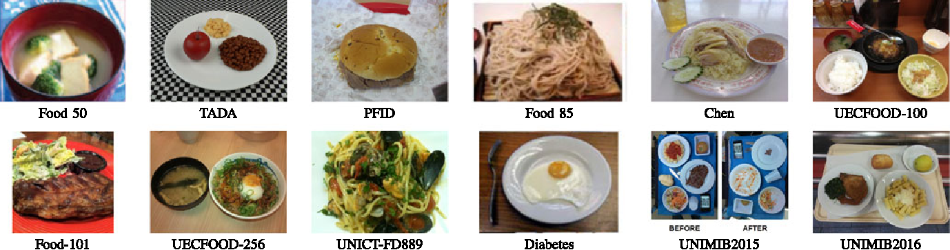 Food recognition a new dataset experiments and results semantic figure 1 forumfinder Images