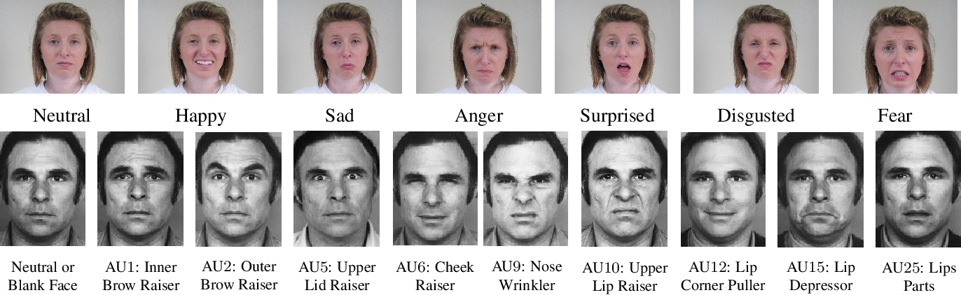 Figure 3 for Facial Expressions as a Vulnerability in Face Recognition
