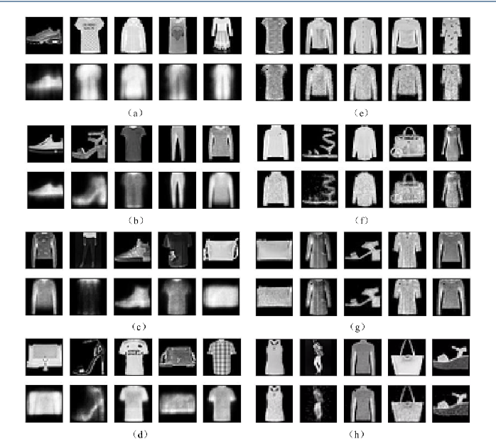 Figure 4 for Revisit Lmser and its further development based on convolutional layers