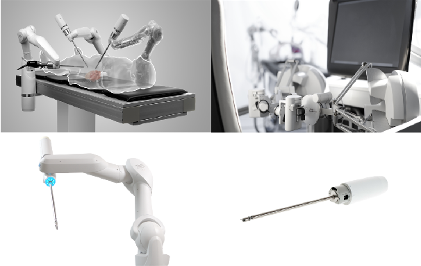 Figure 1 for Segmentation of Surgical Instruments for Minimally-Invasive Robot-Assisted Procedures Using Generative Deep Neural Networks