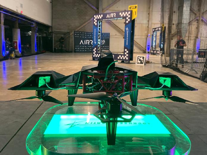 Figure 1 for AlphaPilot: Autonomous Drone Racing