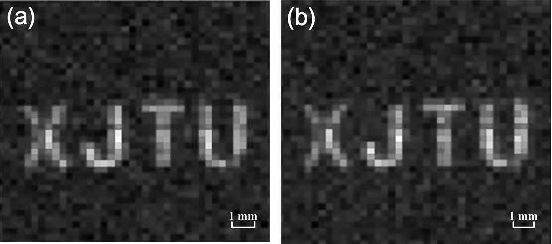 Figure 2 for Imaging around corners with single-pixel detector by computational ghost imaging