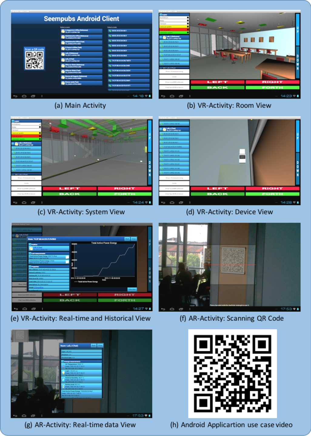 Information Modeling for Virtual and Augmented Reality