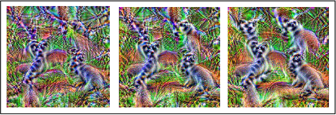 Figure 2 for Saliency-driven Class Impressions for Feature Visualization of Deep Neural Networks