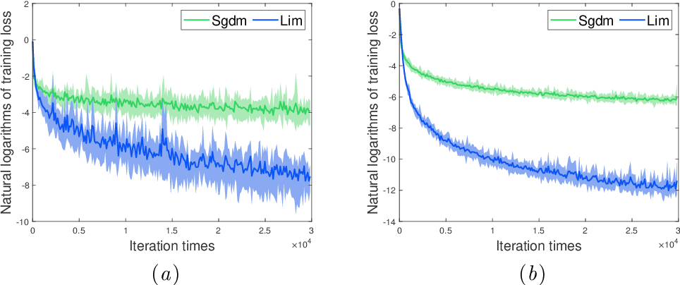 Figure 1 for A New Accelerated Stochastic Gradient Method with Momentum