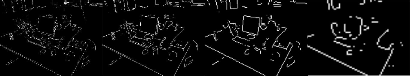 Figure 4 for Edge-Direct Visual Odometry