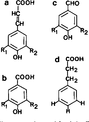 Figure 1 From Effect Of Phenolic Monomers On Ruminal Bacteria