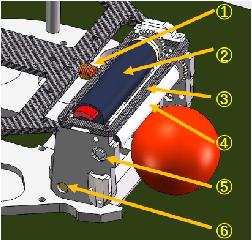 Figure 1 for ZJUNlict Extended Team Description Paper for RoboCup 2019