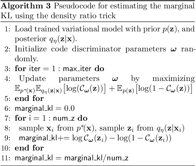 Figure 2 for Distribution Matching in Variational Inference