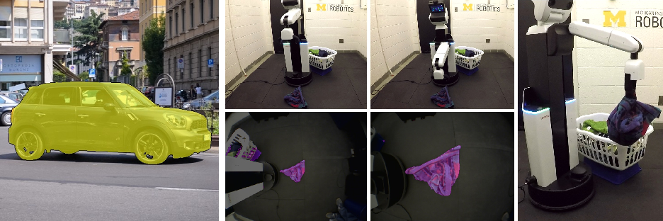 Figure 1 for Learning Object Depth from Camera Motion and Video Object Segmentation