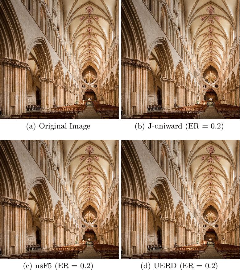 Figure 2 for IStego100K: Large-scale Image Steganalysis Dataset