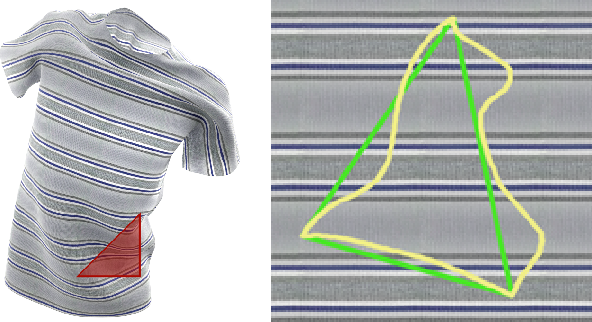 Figure 3 for Recovering Geometric Information with Learned Texture Perturbations