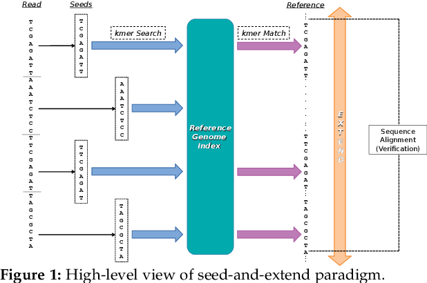 Figure 1 for GateKeeper-GPU: Fast and Accurate Pre-Alignment Filtering in Short Read Mapping