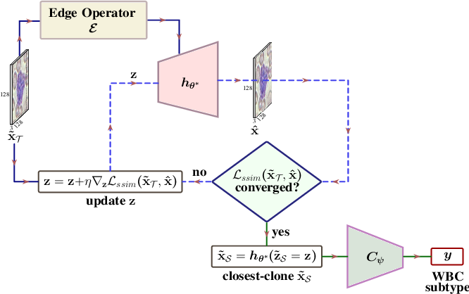 Figure 4 for Target-Independent Domain Adaptation for WBC Classification using Generative Latent Search