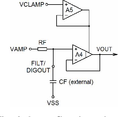 enhanced programmable instrumentation amplifier semantic scholar