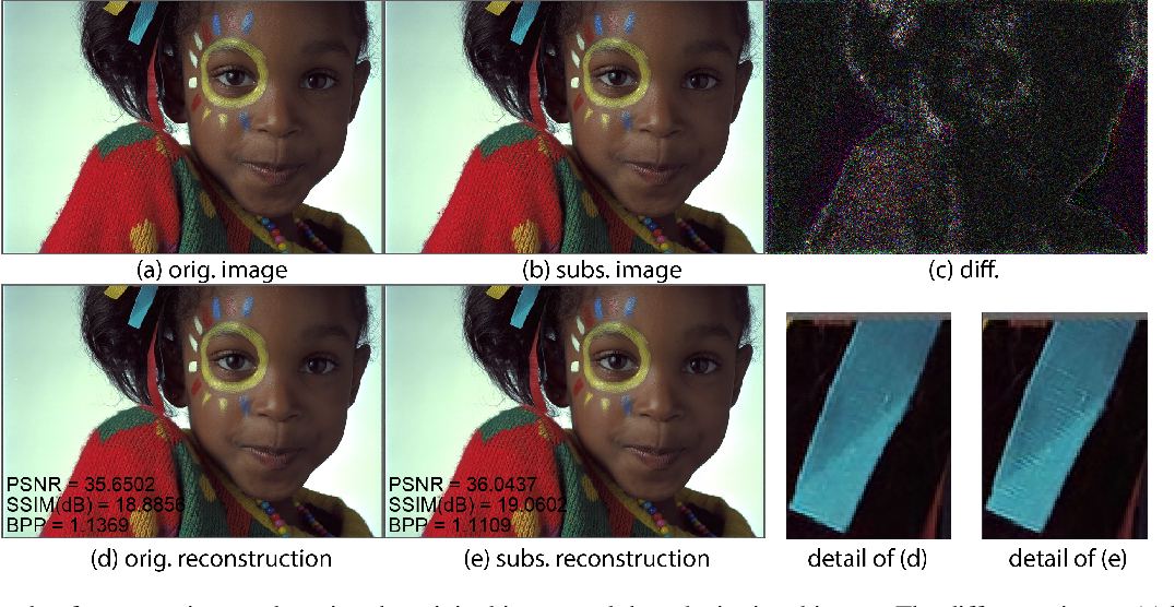 Figure 1 for Substitutional Neural Image Compression