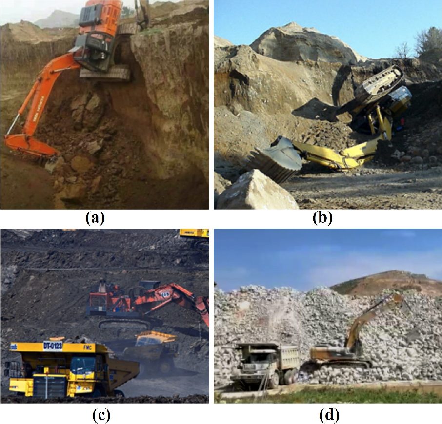 Figure 1 for AES: Autonomous Excavator System for Real-World and Hazardous Environments