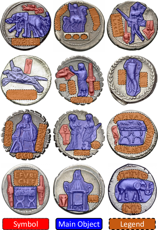 Figure 1 for CoinNet: Deep Ancient Roman Republican Coin Classification via Feature Fusion and Attention