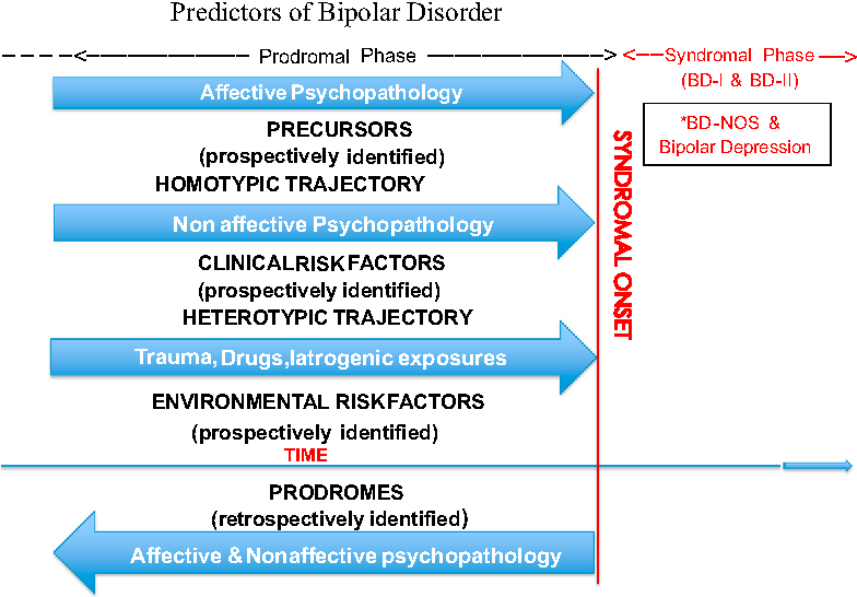 Clinical Risk Factors For Bipolar Disorders A Systematic Review Of