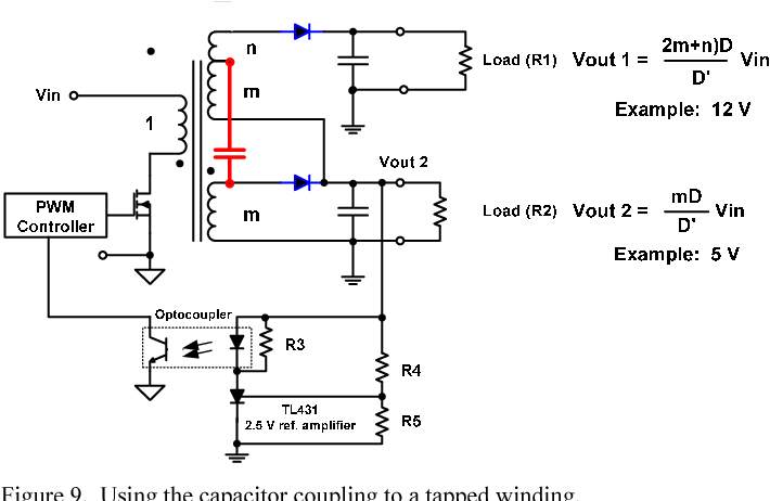 Figure 9 from Improving the Regulation of Multi-Output Flyback
