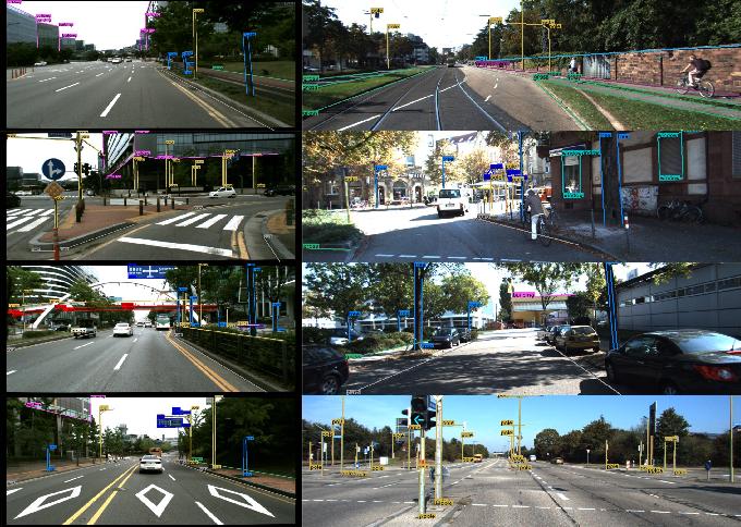 Figure 2 for Line as object: datasets and framework for semantic line segment detection