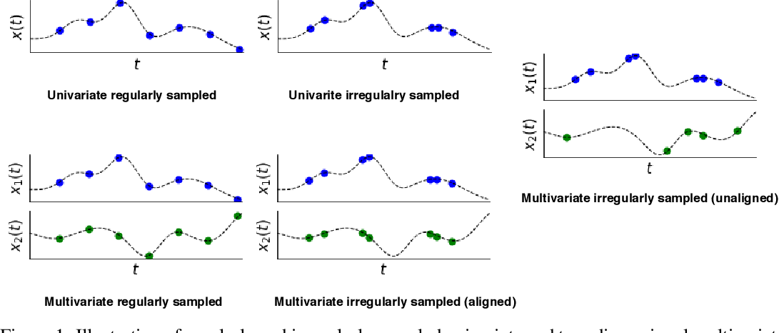 Figure 1 for A Survey on Principles, Models and Methods for Learning from Irregularly Sampled Time Series