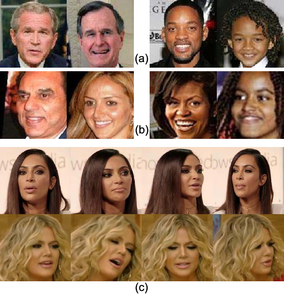 Figure 1 for Supervised Mixed Norm Autoencoder for Kinship Verification in Unconstrained Videos