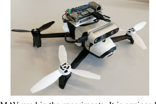 Figure 4 for Robust Vision-based Obstacle Avoidance for Micro Aerial Vehicles in Dynamic Environments