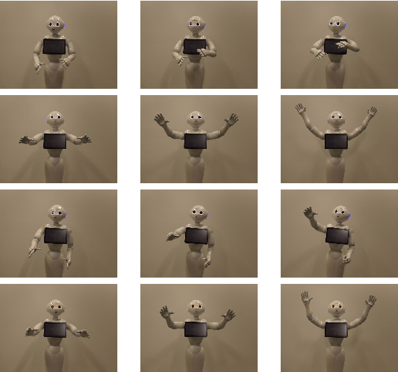 Figure 4 for MuMMER: Socially Intelligent Human-Robot Interaction in Public Spaces